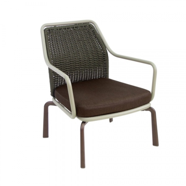 Cross Lounge Chair