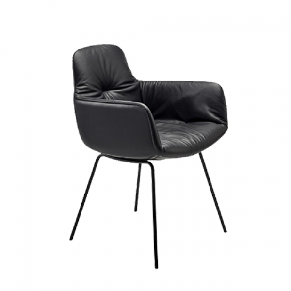 Leya armchair high