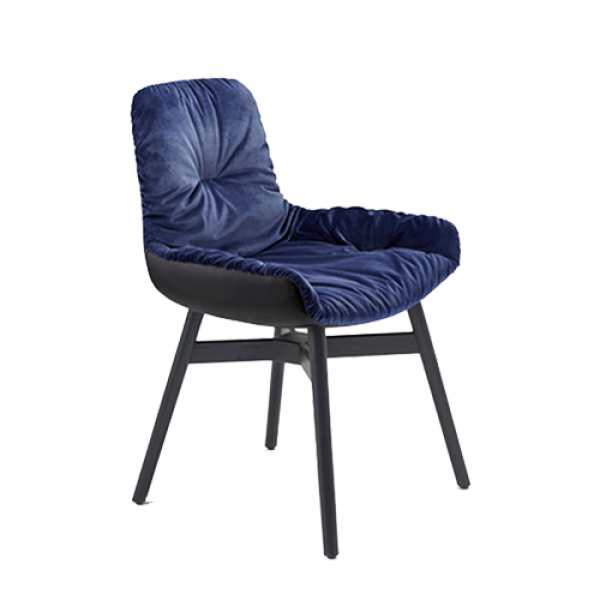 Leya armchair low