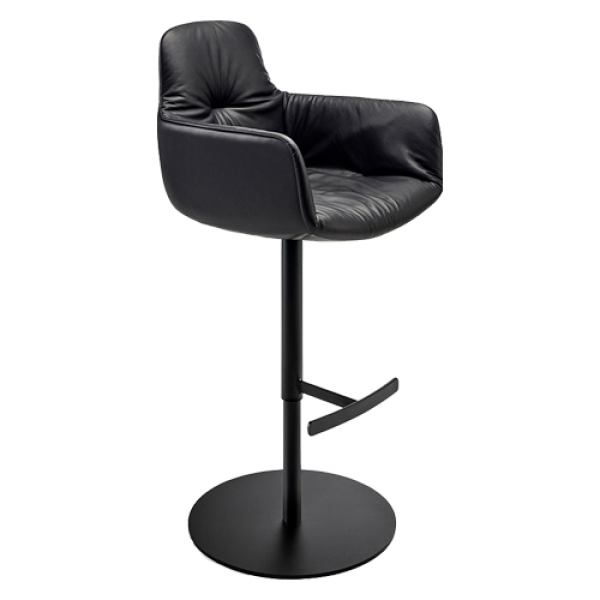 Leya bar armchair high