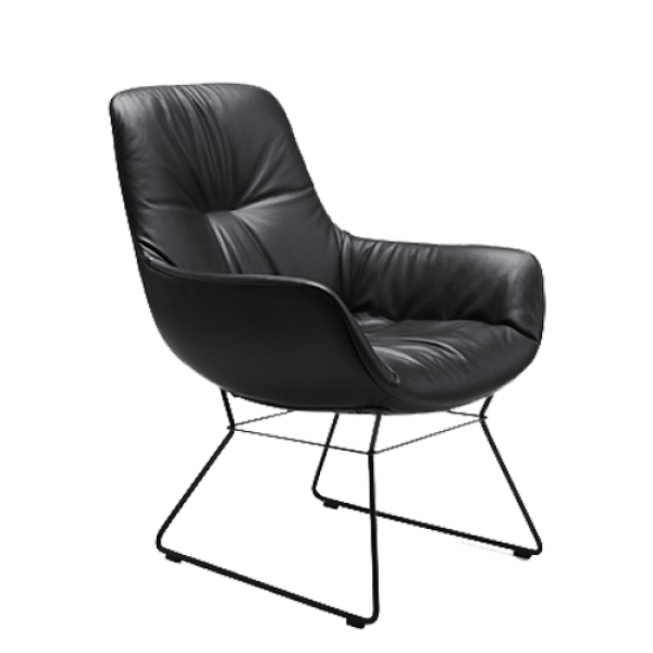 Leya cocktail lounge chair