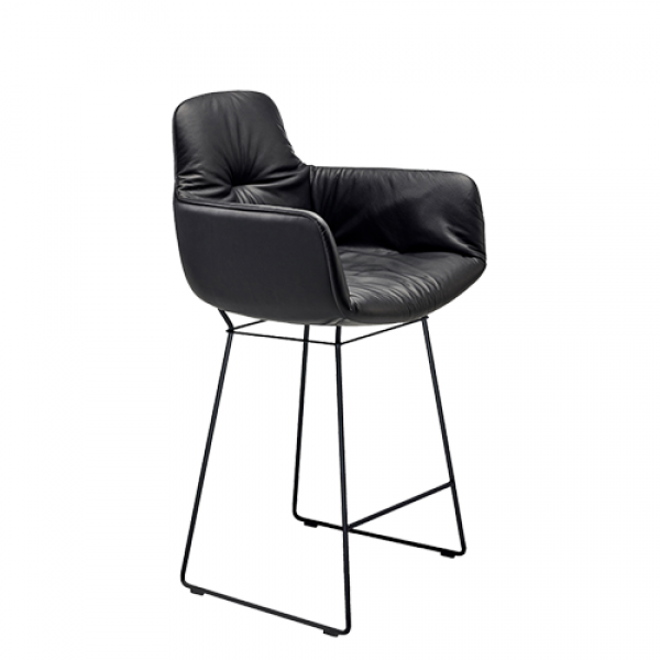 Leya kitchen armchair high