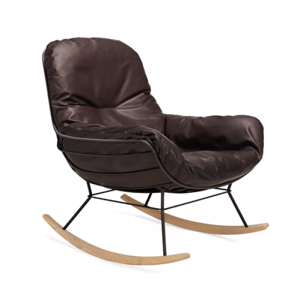 Leyasol rocking lounge chair