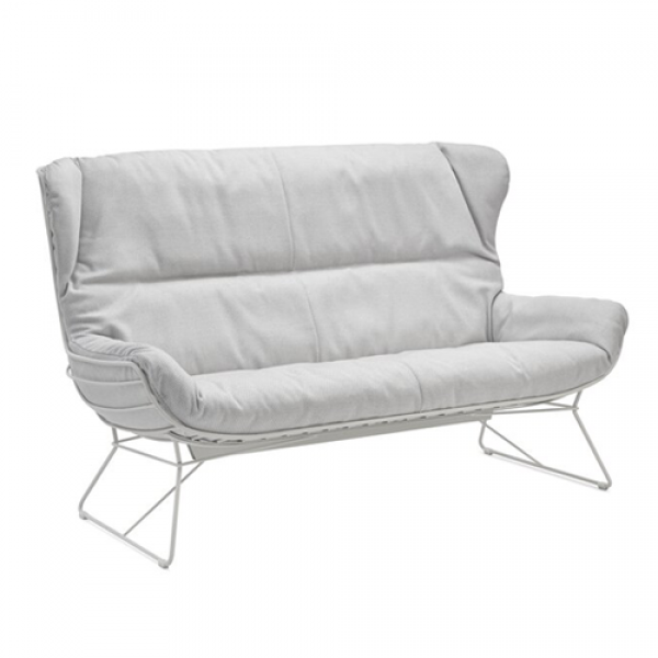 Leyasol Wingback Couch