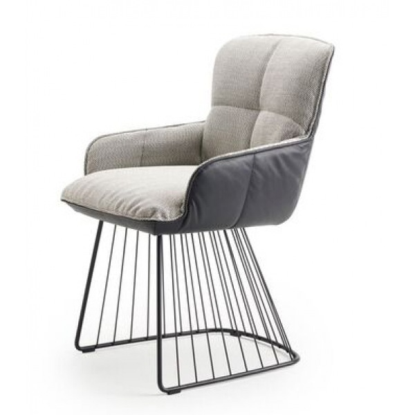 Marla armchair low