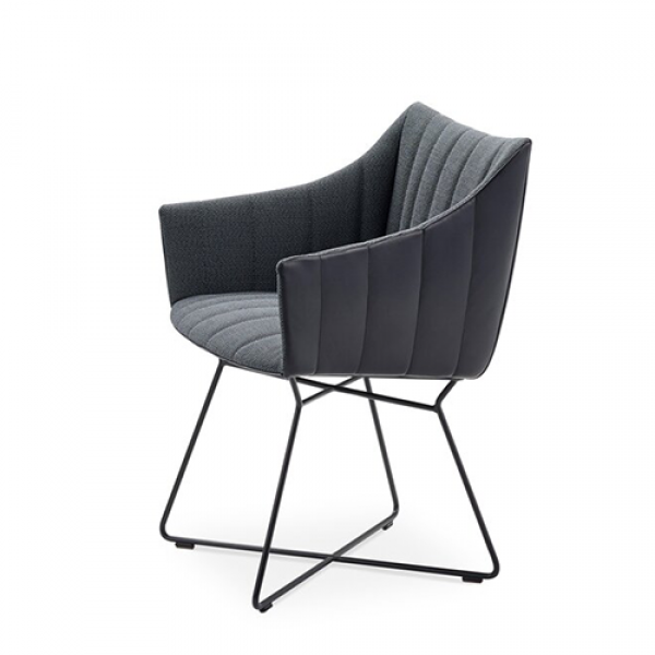 Rubie armchair high