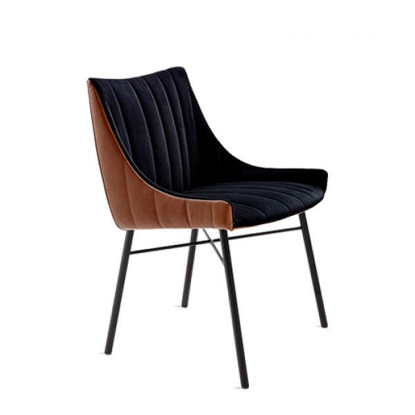 Rubie armchair low