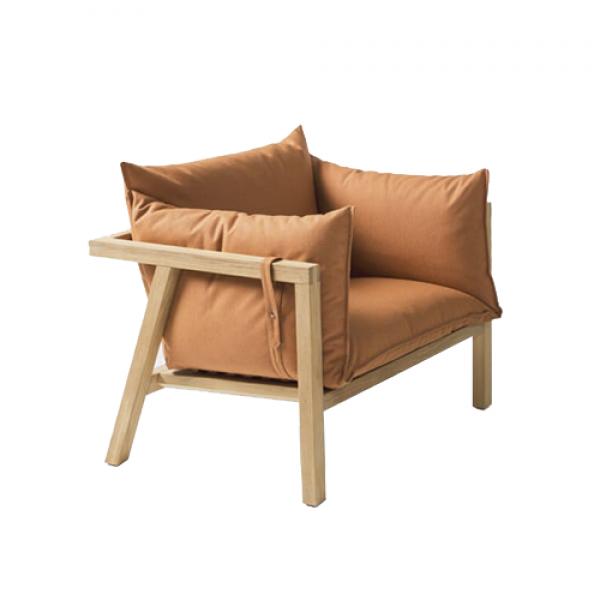 Umomoku armchair